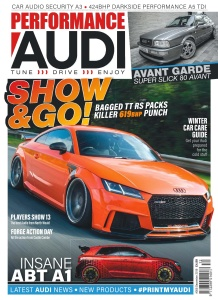 Performance Audi - Issue 58 - December (2019)