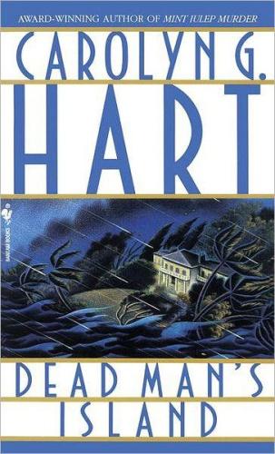 Dead Man's Island   Carolyn G Hart