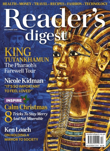 Readers Digest UK 12 (2019)