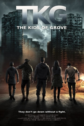 The Kids of Grove 2020  HDRip XviD AC3-EVO