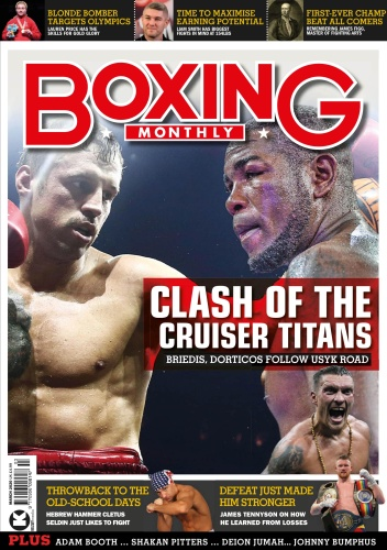 Boxing Monthly - March (2020)