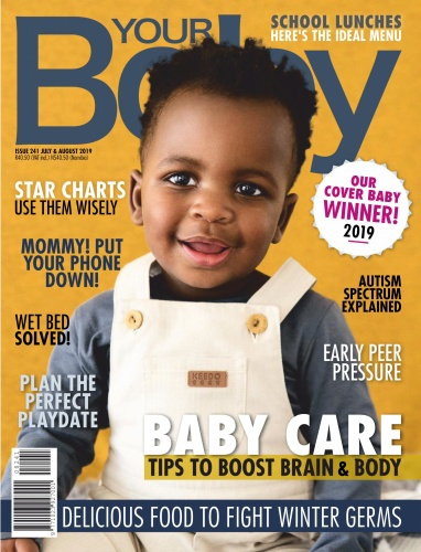 Your Baby & Toddler - July-August (2019)