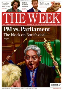 The Week UK - 26 10 (2019)
