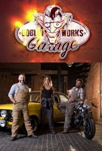 Goblin Works Garage S02E08 WEB x264-BREXiT