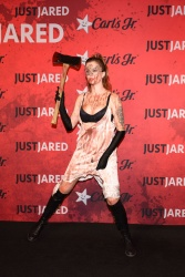 Ireland Baldwin at Just Jared's 7th Annual Halloween Party in Los Angeles - 10/27/18