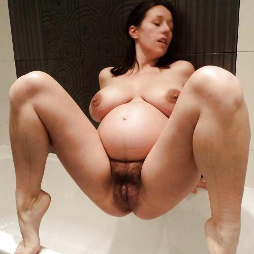 Pregnant milf porn