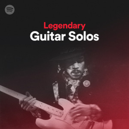 VA   Legendary Guitar Solos (2020)
