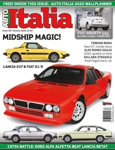 AutoItalia - Issue 287 - January (2020)