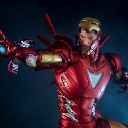 Iron Man Extremis Mark II - Statue (Sideshow) UUbq0nhr_t