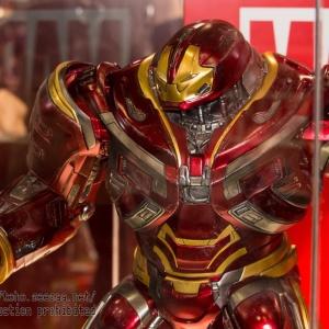 Avengers Infinity War - HulkBuster Mark 2 1/6 (Hot Toys) QokDS0OV_t