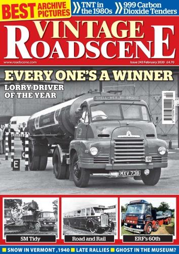 Vintage Roadscene - Issue 243 - February (2020)