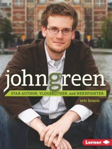 John Green - Star Author, Vlogbrother, and Nerdfighter
