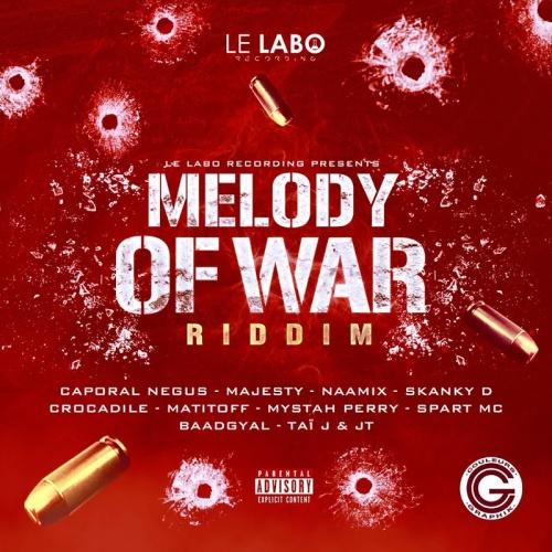 VA Melody Of War Riddim (2020)