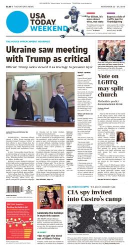 USA Today - 22 11 2019 - 24 11 (2019)