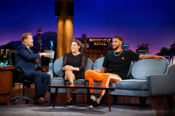 Mayim Bialik - The Late Late Show with James Corden: August 14th 2018