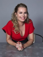 Rebecca Romijn - 2018 Comic-Con photoshoot