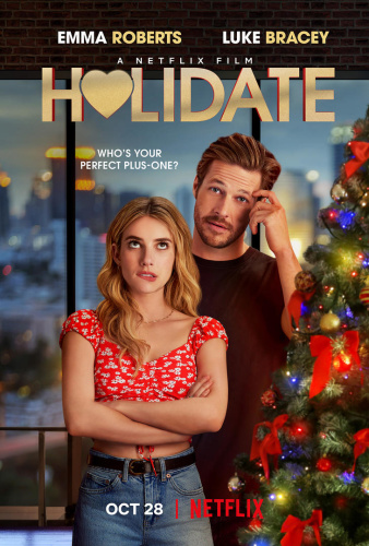 Holidate (2020) 720p WEB-DL x264 MSub [Dual Audio][Hindi+English] -KMHD