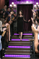 Andie MacDowell - The Late Late Show with James Corden: July 29th 2019