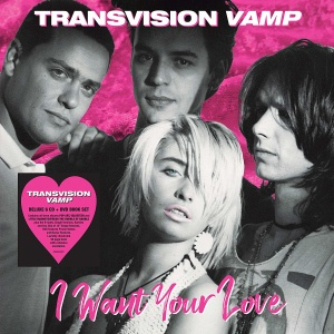 Transvision V& - I Want Your Love (6CD Deluxe set) (2019)