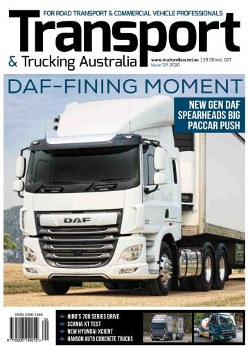 Transport & Trucking Australia - Issue 129 (2020)