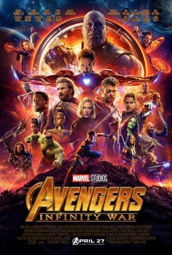 Avengers Infinity War (2018) BluRay 720p (YIFY)