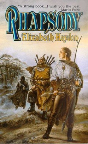 Rhapsody - Elizabeth Haydon