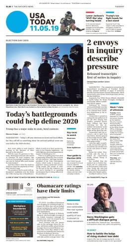 USA Today - 05 11 (2019)