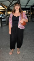 Charlotte Church -                     Paddington Station London May 22nd 2018.
