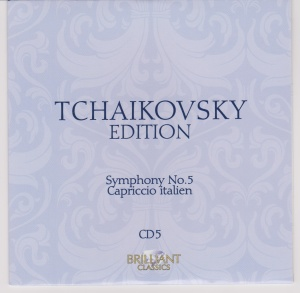 Tchaikovsky   Symphony No 5, Capriccio Italien   London Symphony Orchestra, Gennad...