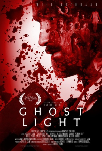 Ghost Light 2021 HDRip XviD AC3-EVO