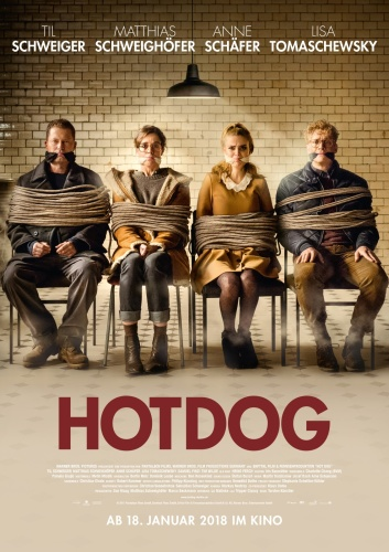 Hot Dog (2018) UNCUT 720p BluRay x264 ESubs [Dual Audio][Hindi+German] -=!Dr STAR!=-