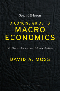 A Concise Guide to Macroeconomics - What Managers, Executives, and Students