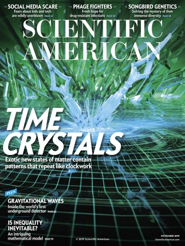 Scientific American - 11 (2019)