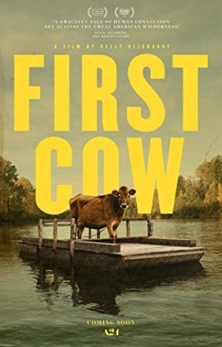 First Cow 2020 HDRip XviD AC3-EVO