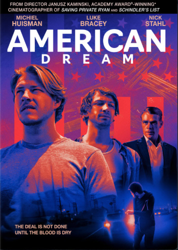 American Dream 2021 HDRip XviD AC3-EVO