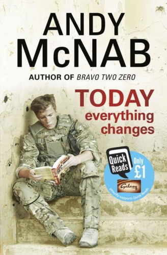 Andy McNab   Today Everything Changes
