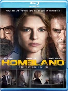 Homeland - Caccia alla spia - Stagione 3 (2013) [3-Blu-Ray] Full Blu-ray 135Gb AVC ITA DTS 5.1 ENG DTS-HD MA 5.1 MULTI
