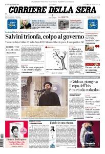 Corriere della Sera - 28 10 (2019)