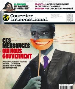 Courrier International - 31 10 (2019)