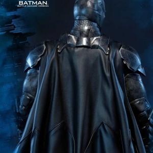 Batman : Arkham Knight - Batman Battle damage Vers. Statue (Prime 1 Studio) RhUKfJzw_t
