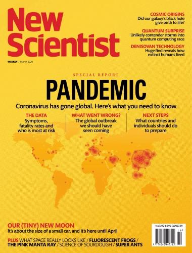 New Scientist International Edition - 07 03 (2020)