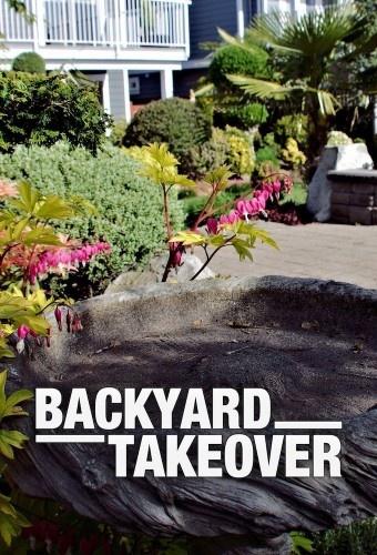 Backyard Takeover S01E02 Falling Palms and Overgrown Dreams 720p HGTV WEBRip AAC2 0 x264-RTFM