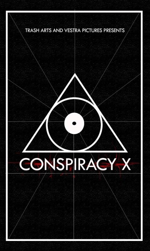 Conspiracy X 2018 720p WEBRip 800MB x264-GalaxyRG