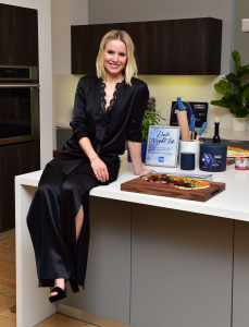 Kristen Bell -             Hosting American Express ''A Perfect Night In'' Los Angeles May 10th 2019.