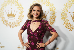 Rachael Leigh Cook - Hallmark Movies & Mysteries 2019 Winter TCA Tour in Pasadena 02/09/2019
