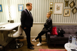 Hailey Baldwin - The Late Late Show with James Corden: November 6th 2017