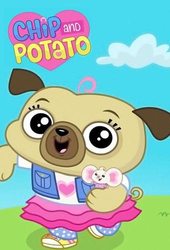 Chip and Potato S02E05 FRENCH 720p  -CiELOS