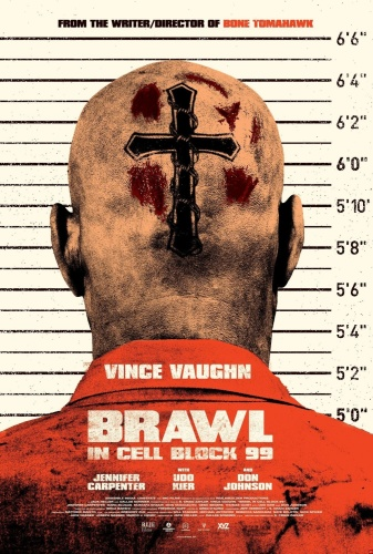 Brawl in Cell Block 99 (2017) + Extras (1080p BluRay x265 HEVC 10bit DTS 5 1 SAMPA)