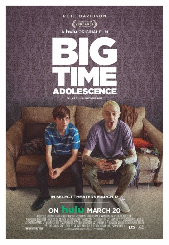 Big Time Adolescence 2019 1080p HULU WEBRip DDP5 1 x264-TEPES