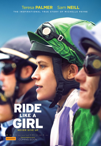 Ride Like a Girl 2019 BRRip XviD AC3 XVID